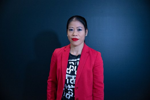 Mary Kom returns to action this week