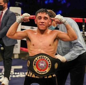 Aragon Vega and Armando  Torres fight for the WBA-Fedecentro belt this Friday