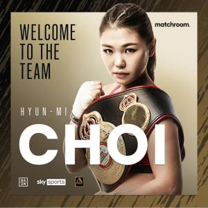 Hyun Mi Choi ready to conquer North America