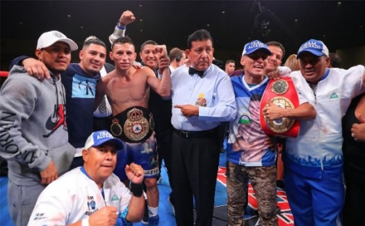 Alvarado and Gutierrez will fight for the WBA Super Feather title this Saturday