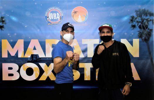"Maestre to lead the ""Maratón Boxística"" on Thursday in Puerto Colombia"