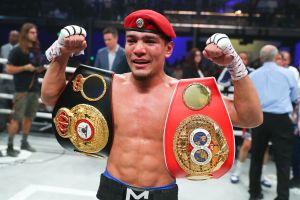Akhmadaliev will defend his WBA title this Saturday in Uzbekistan