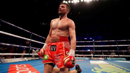 Fowler demolished Fortea and retained his WBA-International belt