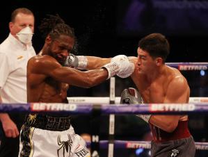 """""""Zurdito"""" Ramírez is the new WBA Interim Featherweight Champion"""