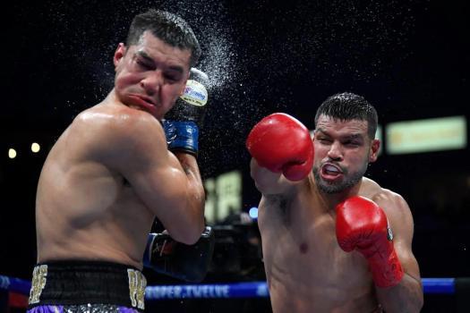 Ramos dominates WBA eliminator over Figueroa in California