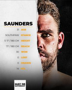 Billy Joe Saunders: A very special opponent for Canelo