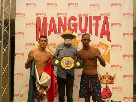 Santillan and Valdez will dispute the WBA-Fedecaribe belt in Santo Domingo this Saturday