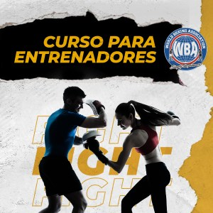 WBA Trainers Course starts on August 11th