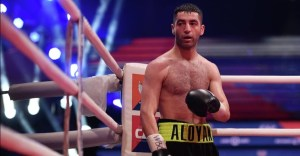 Aloyan will defend his WBA Gold title against Blandon