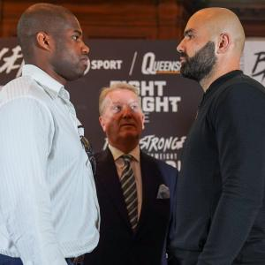 Dubois and Dinu focus on winning