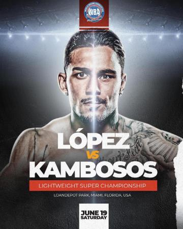 Teofimo-Kambosos Jr. in undefeated duel for the WBA belt