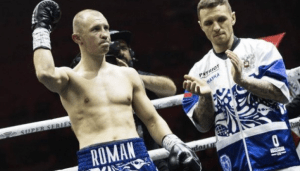 Andreev and Fonseca for the vacant WBA Gold Lightweight title in Russia on Friday