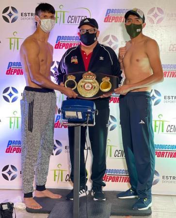 Rodríguez y León en peso para disputar título AMB-Continental América