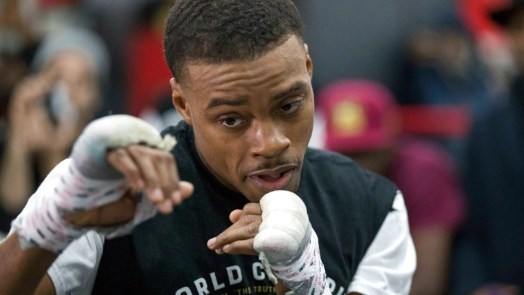 WBA wishes Errol Spence Jr. a prompt recovery