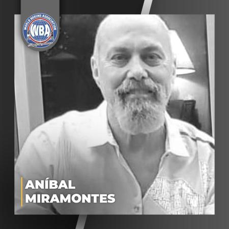 Aníbal Miramontes fue un gran pilar de la AMB