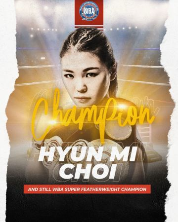 Choi defended her crown for the ninth time in Seoul