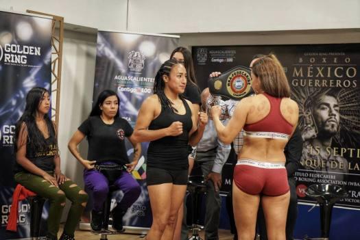Aguascalientes lista para celebrar la Independencia de México con buen boxeo este miércoles