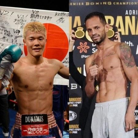 Kameda and Parejo fight for WBA elimination on December 4