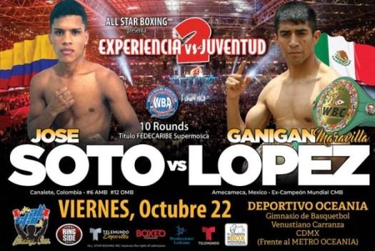 Soto-López en batalla de juventud contra experiencia por faja Fedecentro