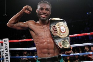 Nicholas Walters will also attend the KO Drugs Santo Domingo
