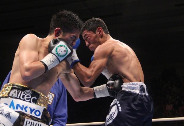 Ioka vs Alvarado