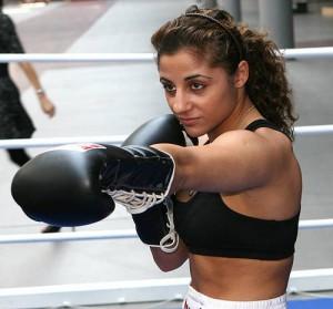 Susi Kentikian Flyweight Champion