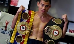 Chris John WBA Featherweight Super Champion
