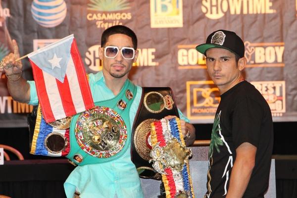 """Danny """"Swift"""" Garcia vs. Mauricio """"El Maestro"""" Herrera"""