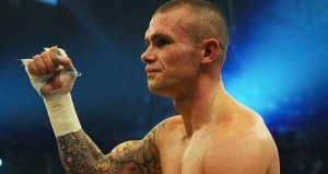 Martin Murray WBA Interim Champion