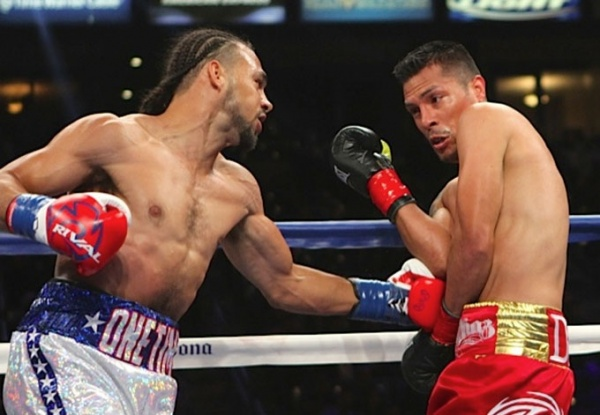 Thurman stops Diaz