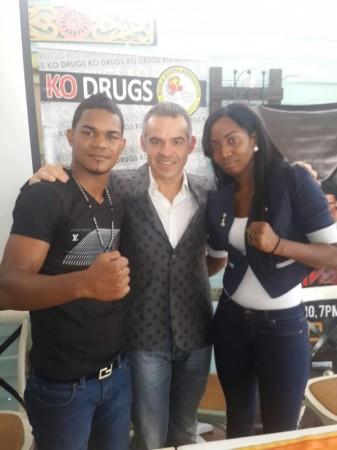 Punta Cana will host the XXIX KO Drugs