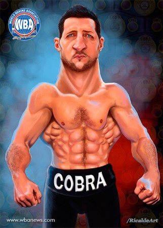 Carl Froch Unified Super Middleweight Champion