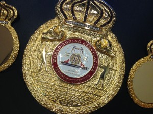 WBA Intercontinental Belt