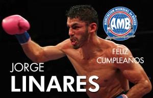 Feliz cumpleaños Jorge Linares