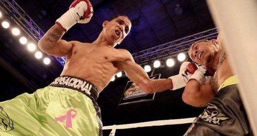 """""""For me, it is a dream come true, fighting on ESPN,"""" says Rodriguez. """"I want to be very impressive."""" (Photo: Edsel Palermo)"""