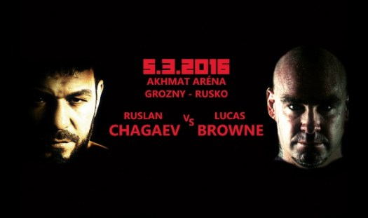 On March 5, 2016, at Akhmat Arena in Grozny, Chechnya, Chagaev and Browne are going to finally get it on.