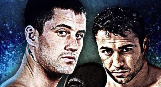 Ricky Burns and Michele Di Rocco will face off for the vacant WBA World super lightweight title on Saturday, May 21.
