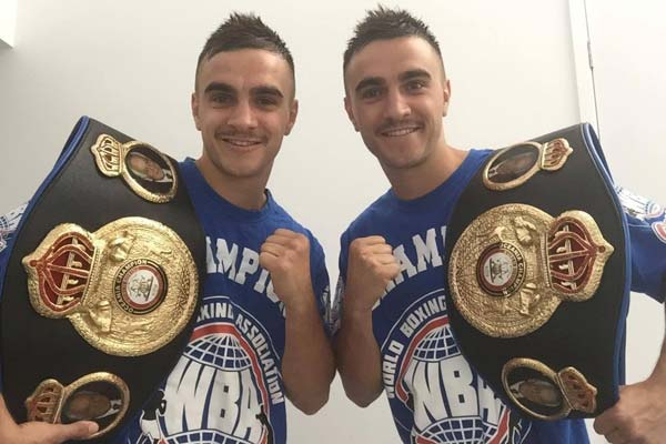The Moloney Bros: Boxing's Latest Twin Act