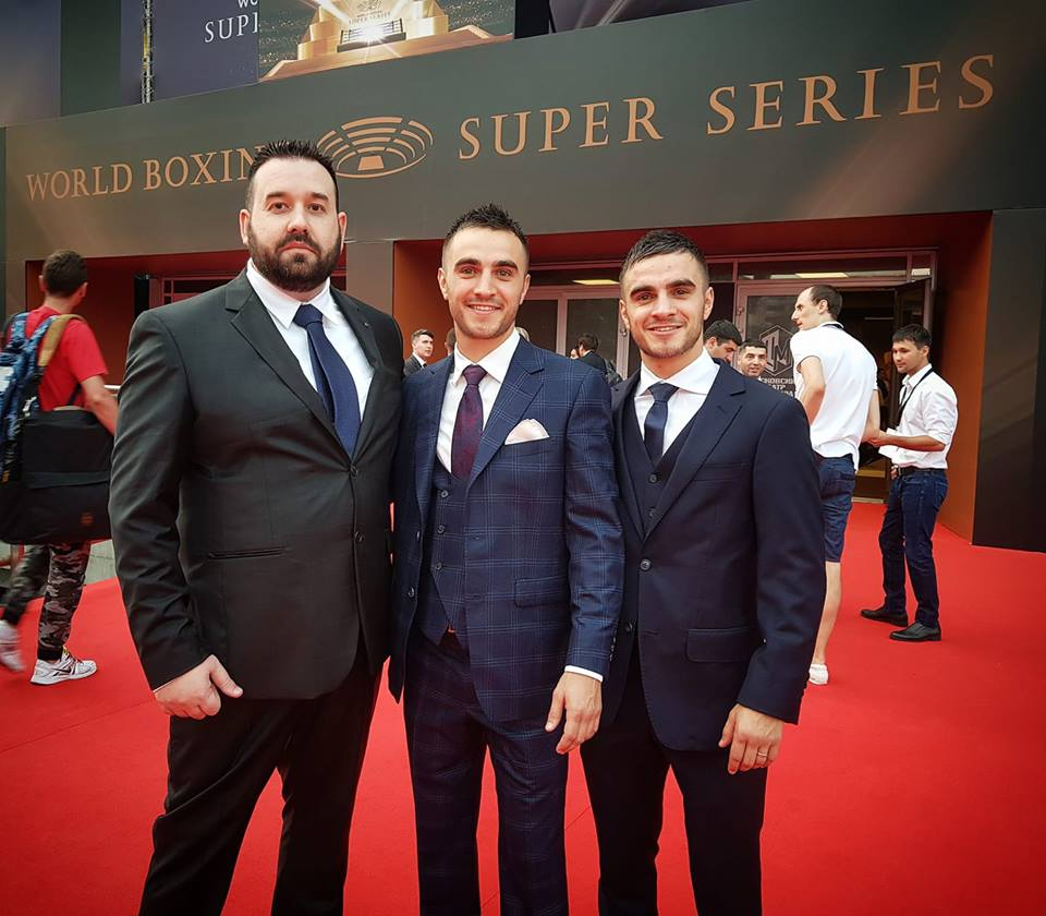 Moloneys in Moscow for WBSS Draw