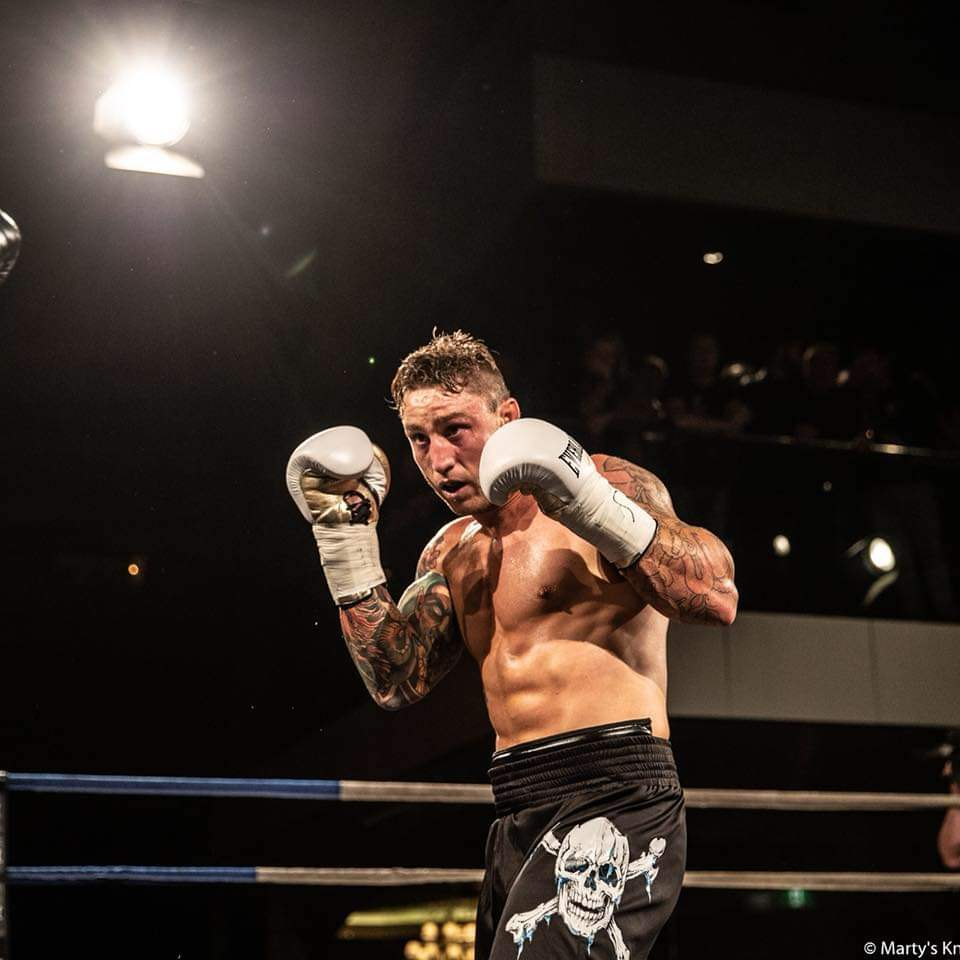 """""""The Captain"""" Kerry Foley discusses Mose Auimatagi Jnr threat on June 15 and sparring Sakio Bika"""