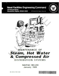 MO-209 Maintenance of Steam, Hot Water and Compressed Air