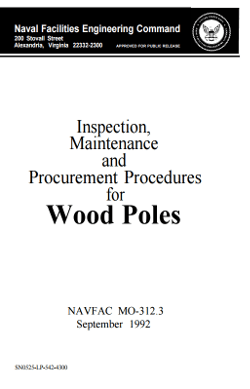 MO-312.3 Inspection, Maintenance and Procurement for Wood