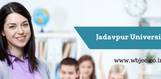 jadavpur university-www.wbjee.co.in