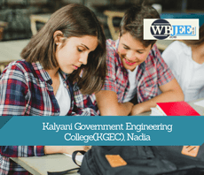Kalyani Government Engineering College(KGEC), Nadia-www.wbjee.co.in