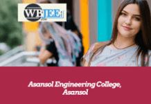 Asansol Engineering College, Asansol-www.wbjee.co.in