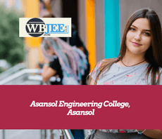 Asansol Engineering College, Asansol-www.wbjee.co.in