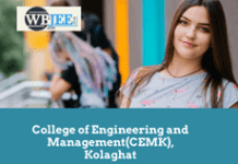 College of Engineering and Management(CEMK), Kolaghat