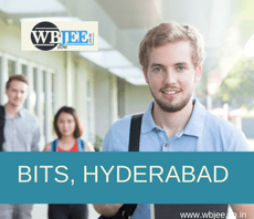 BIRLA INSTITUTE OF TECHNOLOGY AND SCIENCE, HYDERABAD-www.wbjee.co.in