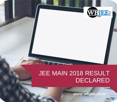 jee main results declared-www.wbjee.co.in