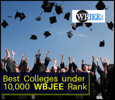 Best Colleges 10,000 WBJEE Rank 2020/wbjee.co.in